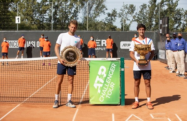 In 2021 Iasi will once again hold the biggest male tennis tournament in Romania!