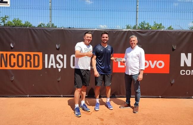 Am acordat și al doilea wild-card în calificările turneului Concord Iași Open 2021
