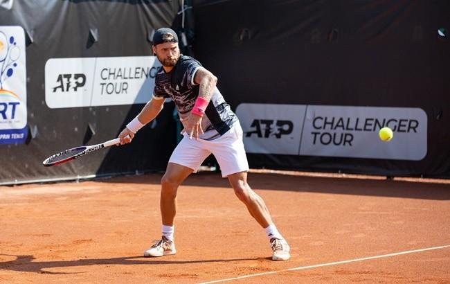 Filip Cristian Jianu - Tomescu Dan 6-4, 6-3, in the first round at Concord Iasi Open 2021