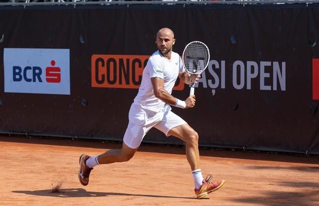 Marius Copil și Filip Jianu, în turul secund la Concord Iași Open 2021. Victorie pentru Cezar Crețu și Dan Tomescu în primul tur al probei de dublu.