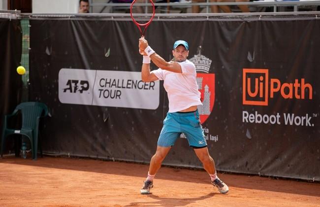Serbian Miljan Zekic qualified for the semifinals of Concord Iași Open 2021