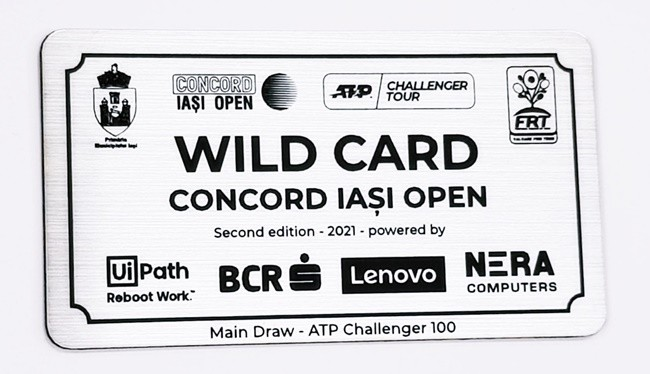Wild-card-urile pentru tabloul principal de simplu au fost atribuite