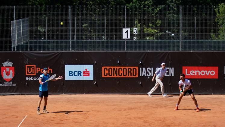 Miedler - Bonadio VS. Casanova- Ortega Olmedo